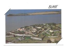 Blaye Au Bord De La Gironde, La Citadelle Renforcée Par Le Marechal Devauban Photo ASP - Blaye