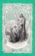 Voie Du Salut, Canivet éd. Bouasse-Lebel 758 Bis, Ce Que Voua Aurez Délié Sur La Terre... Jésus, Citation Saint Mathieu - Devotion Images