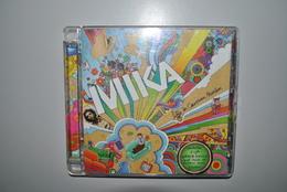 """Mika """"Life Cartoon Motion"""" Bon état (quelques Griffes Superficielles) Vente En Belgique Uniquement - Disco, Pop"""