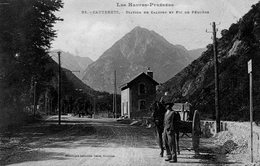 Cauterets - Station De Calypso Et Pic De Péguère - Cauterets