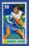 140 BRAVO-STAR-MARKE - 27.05.92 Ausgabe 23 -- Tennis, Jennifer Capriati - Vignetten (Erinnophilie)