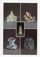 Saliere Et Saleron En Faience Et Porcelaine, Photo Salins, Tirage Limite (19-325) - Arts