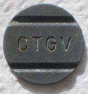 Brasil Telephone Token  CTGV  Companhia Telefonica De  Governador Valadares    1  F  2 - Monétaires / De Nécessité