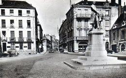71 - Chalon Sur Saone : Statuje De Nicéphore Nieppe - Chalon Sur Saone