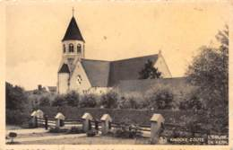 KNOCKE-ZOUTE - L'Eglise - De Kerk - Knokke
