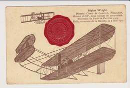 AVIONS   Grand Meeting Aviation (lot De 7 Cartes) - Cartes Postales