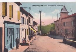 LES ESTAQUES ( Près Decazeville) - France