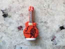 Fève 2019 Série Born Rocker Musicinc - Johnny Hallyday Guitare N 3 Neuve - Personaggi