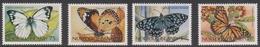 Norfolk Island ASC 622-625 1997 Butterflies, Mint Never Hinged - Norfolk Island