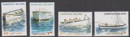 Norfolk Island ASC 756-759 2001 Calm Waters, Mint Never Hinged - Norfolk Island