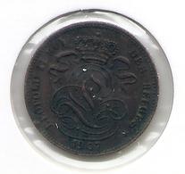 LEOPOLD II * 1 Cent 1903 Frans * Z.Fraai * Nr 5169 - 1865-1909: Leopold II