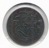 LEOPOLD II * 1 Cent 1903 Frans * Z.Fraai * Nr 5170 - 1865-1909: Leopold II