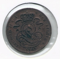 LEOPOLD II * 1 Cent 1903 Frans * Z.Fraai / Prachtig * Nr 5171 - 1865-1909: Leopold II