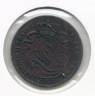 LEOPOLD II * 1 Cent 1907 Vlaams * Z.Fraai / Prachtig * Nr 5175 - 1865-1909: Leopold II