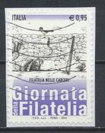 °°° ITALIA 2015 - GIORNATA DELLA FILATELIA °°° - 2011-...: Usati