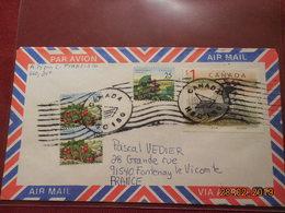 Lettre A Destination De La France - 1952-.... Règne D'Elizabeth II
