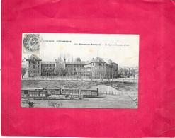 CLERMONT FERRAND  - 63 -    Le Lycée Jeanne D'Arc - Trais 1er Plan -  - BES1  - - Clermont Ferrand