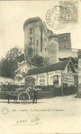 37  LOCHES - LA TOUR LOUIS XI ET LE DONJON (ref 5587) - Loches