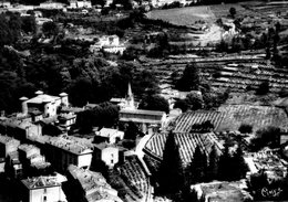 30  Avèze - Le Château Et L'église - France