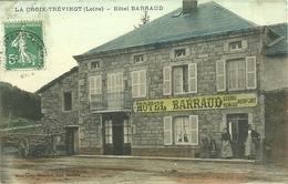 42  LA CROIX TREVINGT - HOTEL BARRAUD (ref 5595) - France