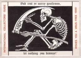 God Rest Ye Merry Gentlemen, Let Nothing You Dismay , Internationale Collectors Guide - Gesundheit