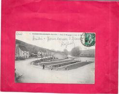 PLOMBIERES LES DIJON - 21 - Canal De Bourgogne Et Route De Paris - BES - - Other Municipalities