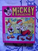 MICKEY POCHE N°88 DE AOUT 1981 - Mickey - Autres