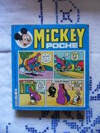 MICKEY POCHE N°75 DE JUILLET 1980 - Mickey - Autres