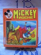 MICKEY POCHE N°108 DE AVRIL 1983 - Mickey - Autres