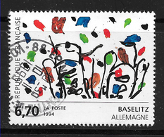 FRANCE 2914  Oeuvre Originale De Georg Baselitz - France