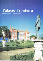 PALACIO FRONTEIRA - Dépliants Touristiques