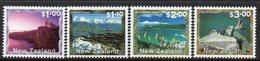 NEW ZEALAND, 2000 TOURISM DEFINS 4 MNH - Nueva Zelanda