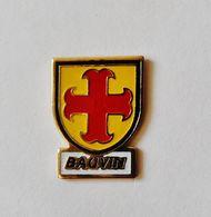 Pin's BLASON Bauvin - Villes