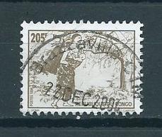 1996 Congo Vrouw Met Kind 205F. Used/gebruikt/oblitere - Democratic Republic Of Congo (1997 - ...)