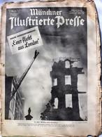 Münchner Illustrierte Presse 1940 Nr.50 In Der Hölle Von London - Deutsch