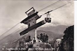 B51 CASTELLAMMARE DI STABIA - FUNIVIA DEL MONTE FAITO - Napoli (Napels)