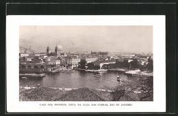 AK Rio De Janeiro, Caes Dos Mineiros, Vista Da Ilha Das Cobras - Brasile