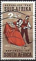 South Africa 1962 - Mi 310 - YT 262 ( Folk Dance ) - Oblitérés