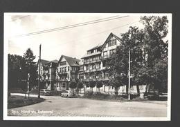 Spa - Hôtel De Balmoral - éd. Safima, Micheroux - Photo Véritable - VW Coccinelle / Käfer / Kever / Beetle - Glossy - Spa