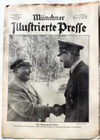 Münchner Illustrierte Presse 1941 Nr.16 Zum Geburtstag Des Führers - Deutsch