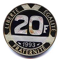 20 Francs Mont Saint Michel 1993 Issue D'un Coffret Belle Epreuve - L. 20 Francs