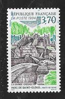 FRANCE 2905 Cascade Du Parc De Saint Cloud - Oblitérés