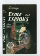 Aslan - Ecole Des Espions - 1955 - Gourdon