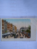 Irlanda Grafton Streety Dublín Postcard Early Undivided Back - Dublin