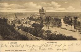 Cp Limburg An Der Lahn Hessen, Totalansicht, Burg - Allemagne