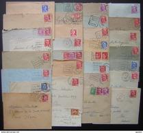 Daguin , Lot De 31 Lettres Avec Daguin Divers, Voir Photos ! - 1921-1960: Modern Period