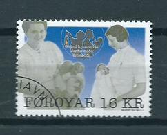 2011 Faroër Woman At Work 16Kr. Used/gebruikt/oblitere - Faeroër