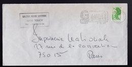 FRANCIA - TOUCY -  COLLEGE  PIERRE LAROUSSE - Celebrità