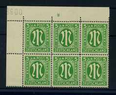 BIZONE 1945 12A Postfrisch (106454) - American/British Zone