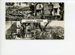 Multivues - Souvenir De Vence - Oblit En 1957 - Vence